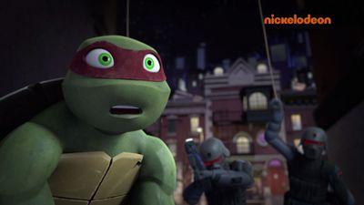 Le tritonateur vid o teenage mutant ninja turtles les tortues ninja nickelodeon nickelodeon - Tortue ninja orange ...
