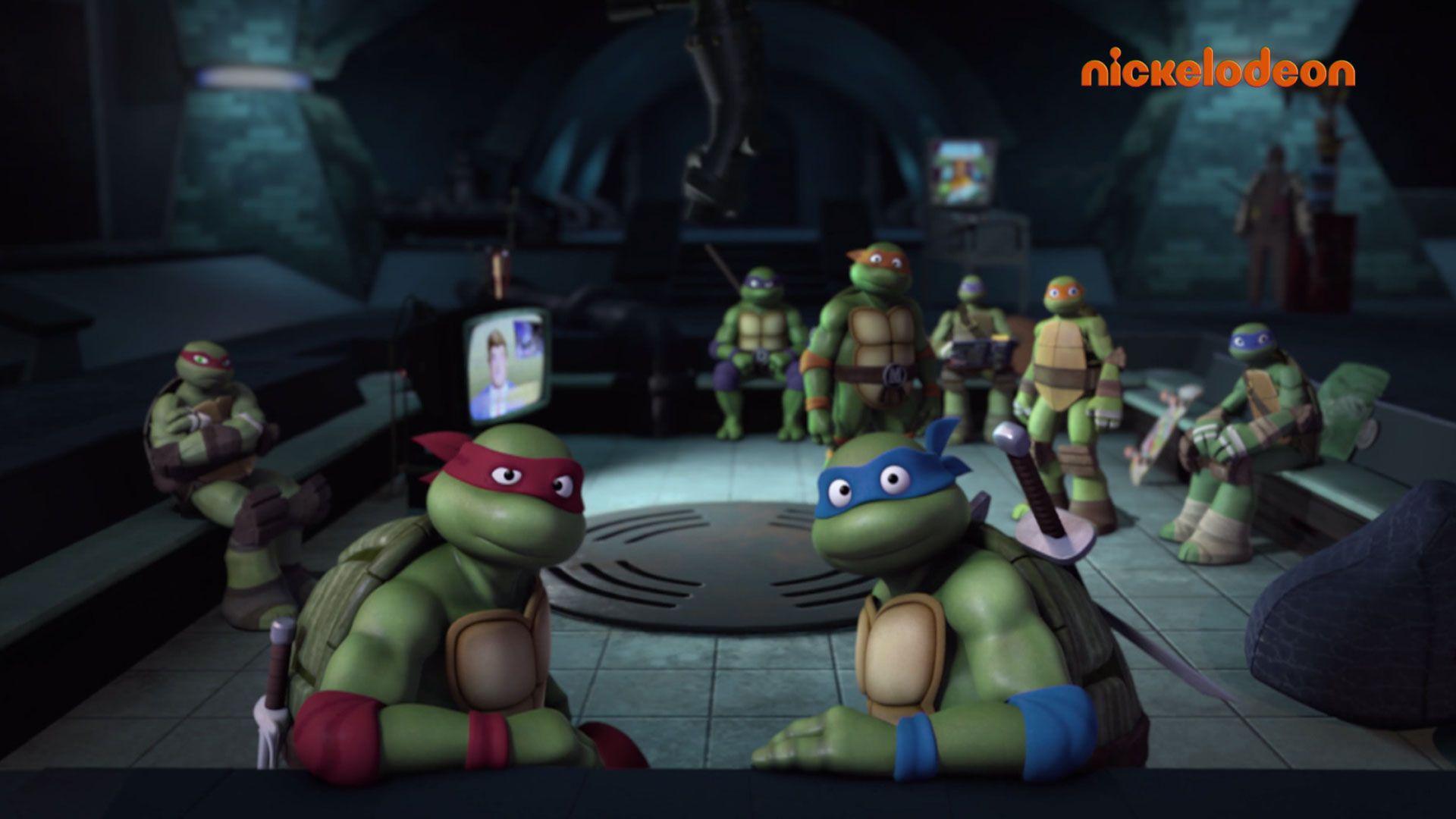 Le Tritonateur Video Teenage Mutant Ninja Turtles Les Tortues