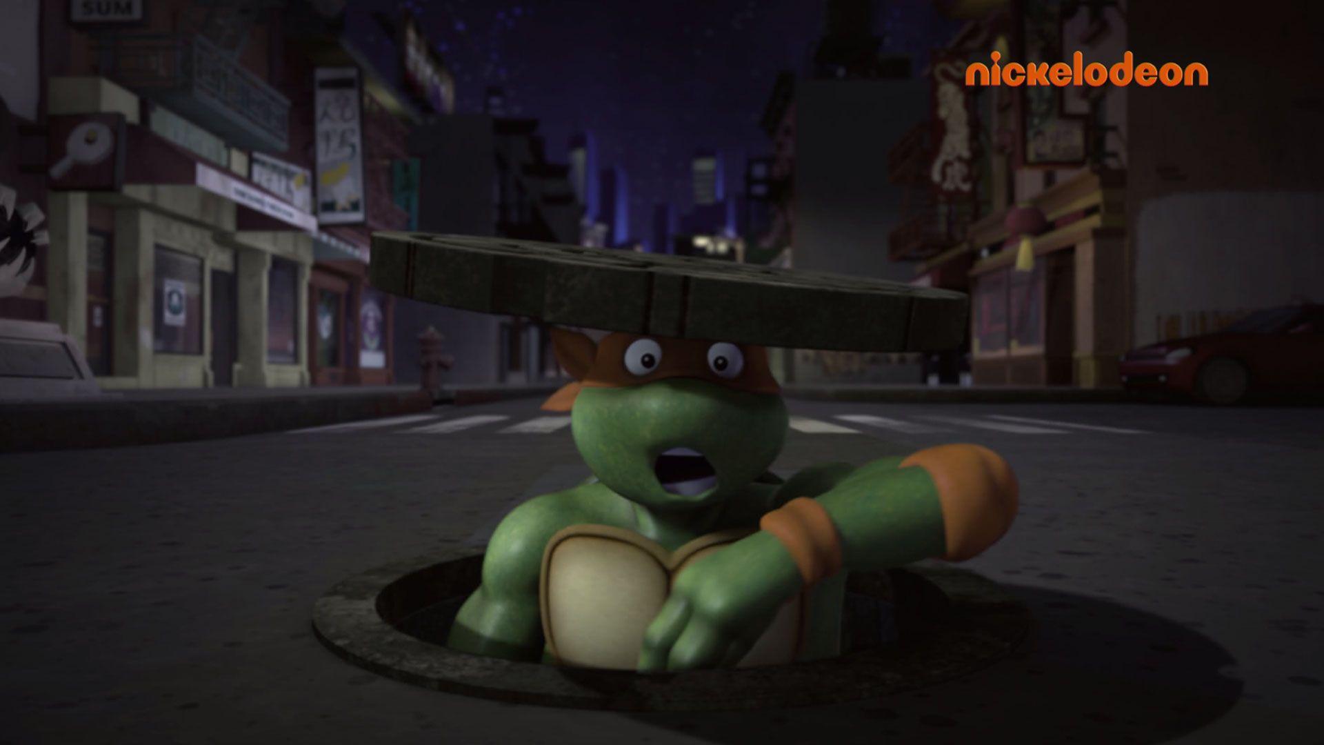 Le nom des tortues ninja - Le nom des tortue ninja ...