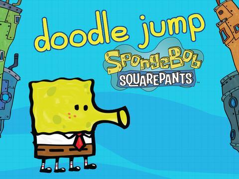 SpongeBob SquarePants Doodle Jump