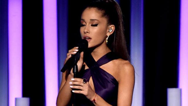 Ariana Grande mindenkit lenyűgözött a Grammy-n!