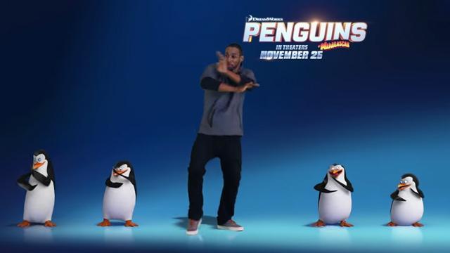 Itt a #PenguinShake!