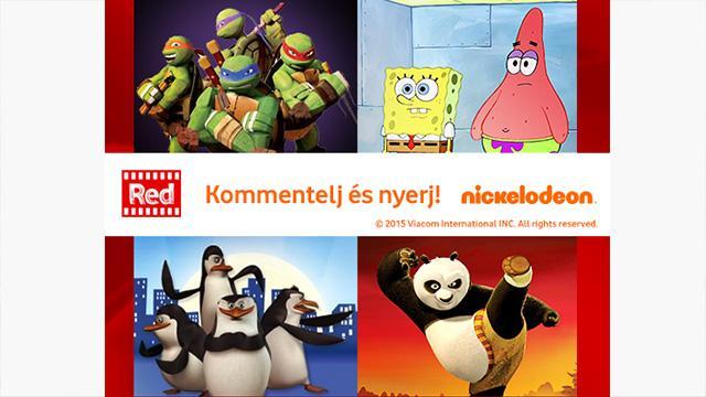 Kommentelj és nyerj Nickelodeon plüssfigurát!