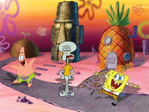 Megnyitja első SpongyaBob szállodáját a Nickelodeon