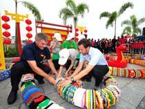 Csúcsra tör a Nickelodeon: 320 méteres kígyót építenek LEGO®-ból a gyerekekkel közösen