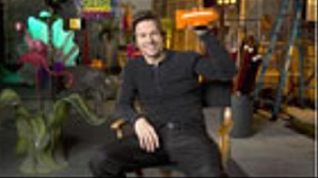 Mark Wahlberg a Kid's Choice Awards műsorvezetője!