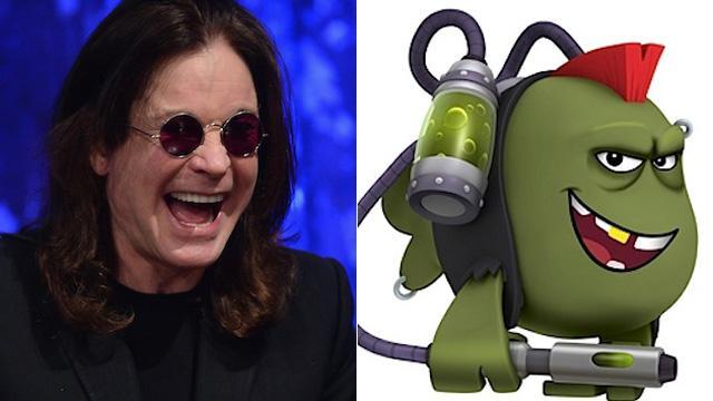 Unokája miatt szerepel Ozzy Osbourne a Bubi Guppikban