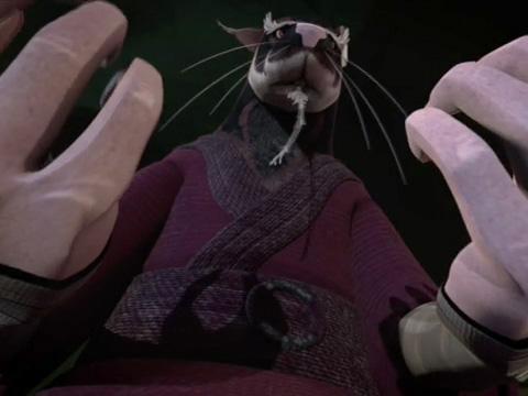 Tini Nindzsa Teknőcök | Patkányok és emberek