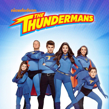 Familia Thunderman