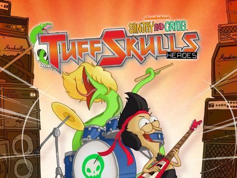 Sanjay e Craig: Heróis Tuff Skulls
