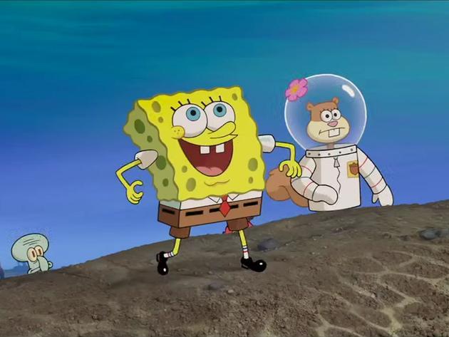 Lumea noastră vs. Lumea lui SpongeBob