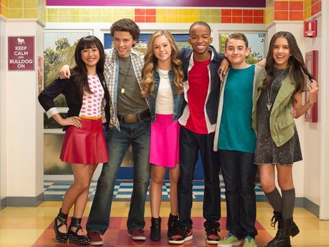 Maraton al vieții de liceu la Nickelodeon