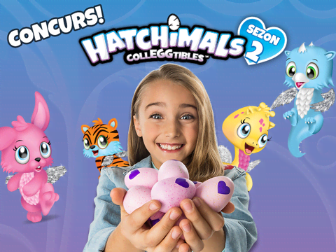 Concurs - Hatchimals