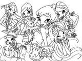 Colorează cu starurile Nickelodeon