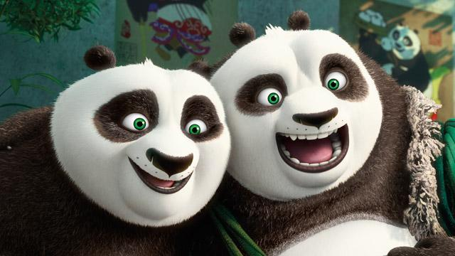 Премьера фильма «Кунг-фу Панда 3» в 3D