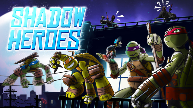 Teenage Mutant Ninja Turtles Shadow Heroes Action Game