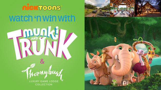 Munki and Trunk Watch 'n Win Competition