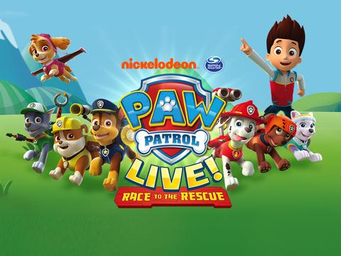 Win Tickets to Paw Patrol Live!