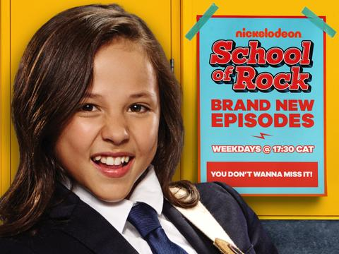 Catch all new School of Rock!