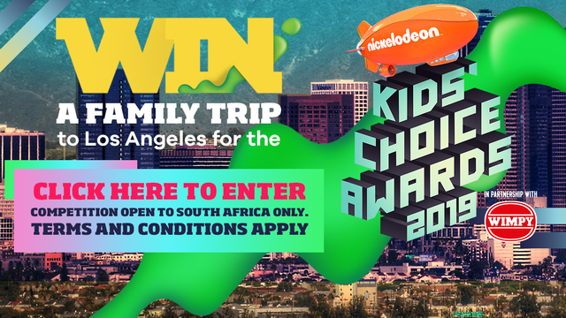 Nickelodeon | 2019 KCA Family Trip Competition Terms and