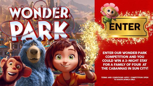 Wonder Park Competition