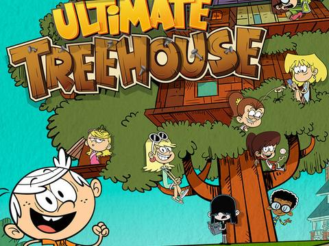 Loud House: Ultimate Tree House Builder