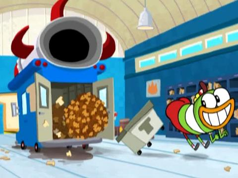 Breadwinners the perfect working day
