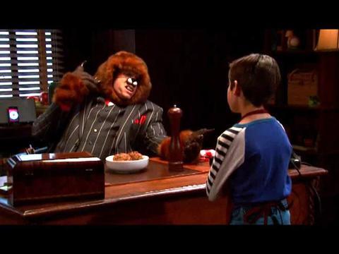 Nicky, Ricky, Dicky, & Dawn The beaver father