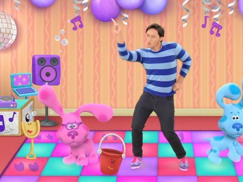 ارقصوا مع بلو