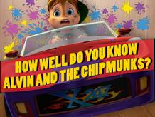 How well do you know Alvin and The Chipmunks?