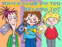 What Club Do You Belong To?