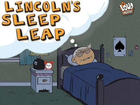 Lincoln's Sleep Leap