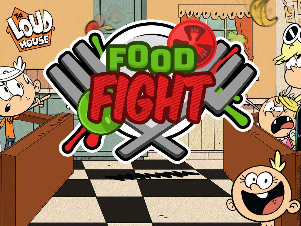 Food Fight   The Loud House Encyclopedia   Fandom