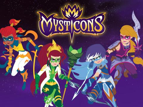 Which Mysticon Are You?