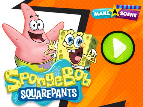 Make A Scene: SpongeBob SquarePants