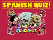 Spanish Quiz!