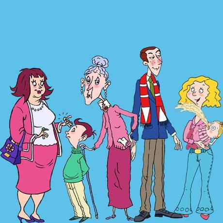 Henry's Relatives