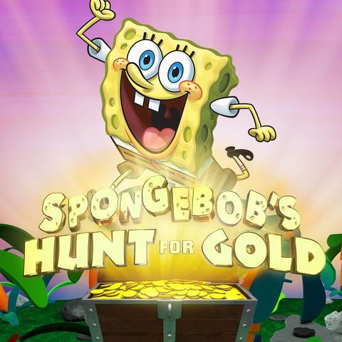 SpongeBob's Hunt For Gold