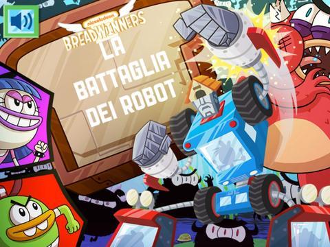 La battaglia dei robot