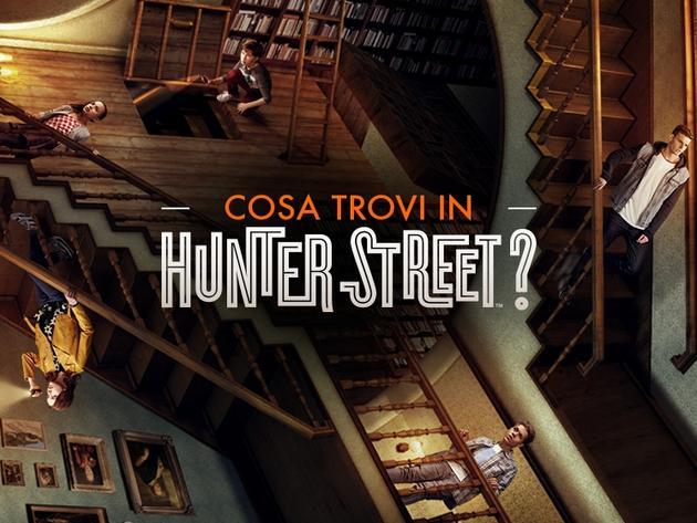 Cosa trovi in Hunter Street?