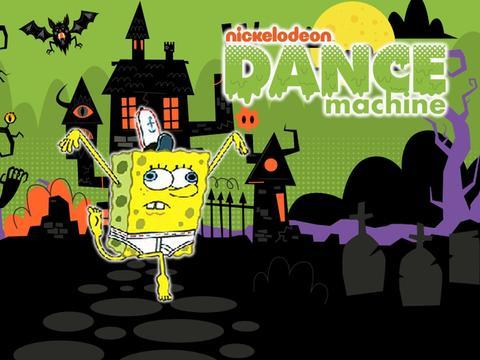 Dance Machine Halloween