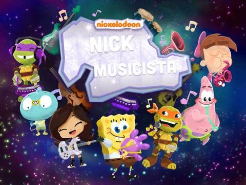 Nick musicista