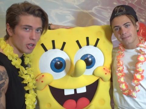 Episodio 6: Colazione con Spongebob
