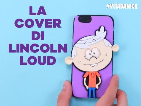 FimoKawaiiEmotions crea la cover di Lincoln Loud