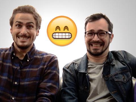 Emoji challenge con gli Heffron Drive