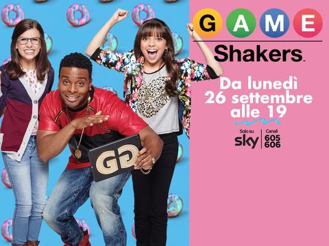 I Game Shakers cantano Drop That