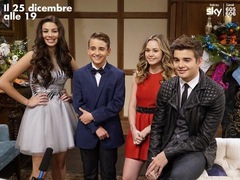 Ho Ho Holiday: Natale con le star di Nickelodeon