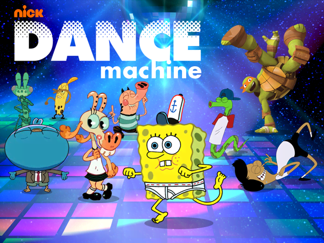 Nick Dance Machine