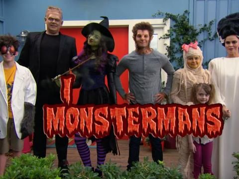 I Monstermans