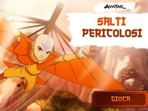 Avatar: Salti pericolosi